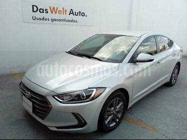 Hyundai Elantra GLS Premium Aut usado (2018) color Negro precio $250,000