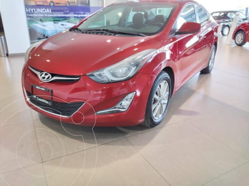 Foto Hyundai Elantra GLS Premium usado (2016) color Rojo precio $173,800