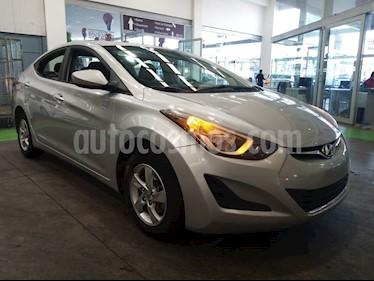 Hyundai Elantra GLS Aut usado (2016) color Plata precio $199,000