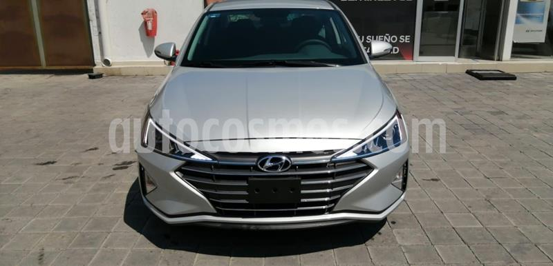 Hyundai Elantra GLS Premium usado (2019) color Plata precio $352,000