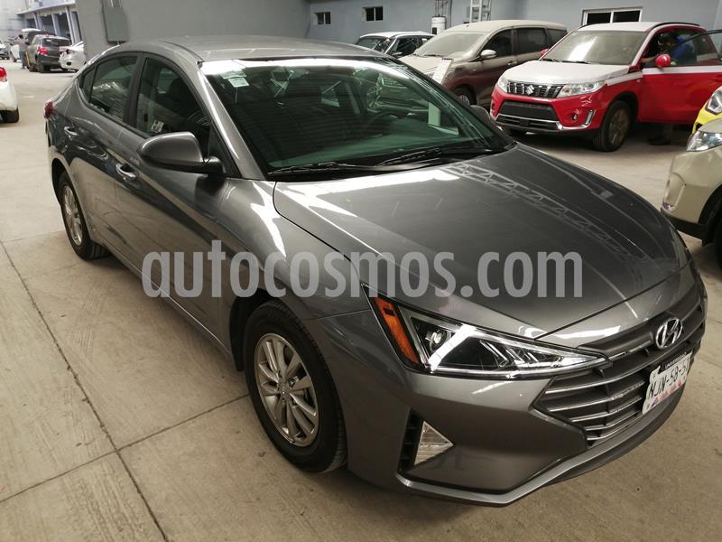 Hyundai Elantra GLS usado (2019) color Gris precio $245,000