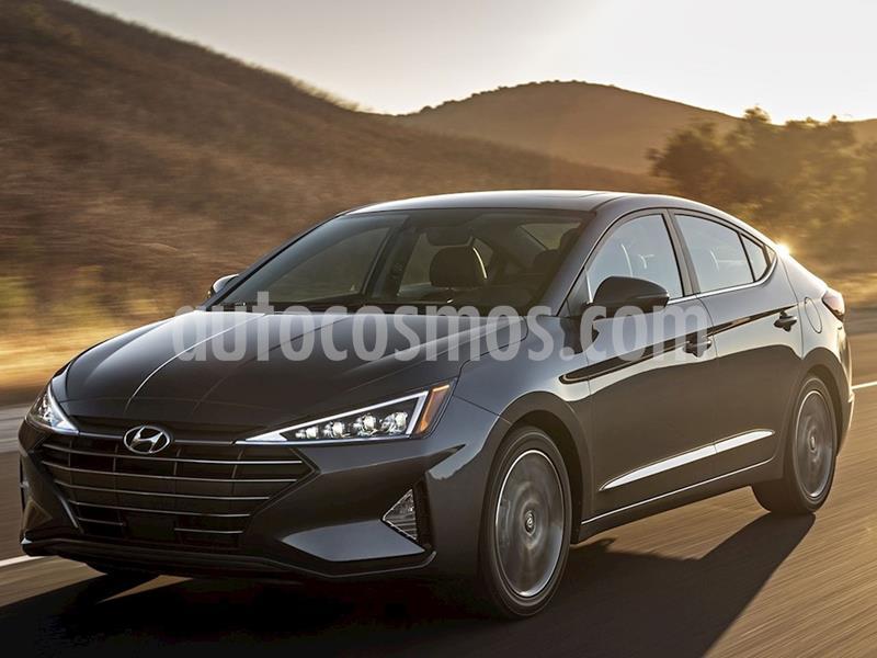 Hyundai Elantra Limited Tech Navi Aut nuevo color Gris precio $420,400