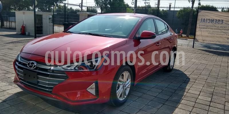 Hyundai Elantra GLS Premium Aut usado (2019) color Rojo precio $283,000