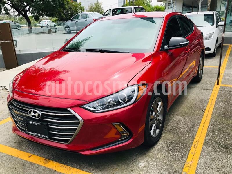 Hyundai Elantra GLS Premium usado (2018) color Rojo precio $229,000