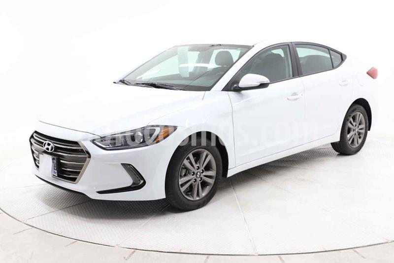 Hyundai Elantra GLS Premium Aut usado (2018) color Blanco precio $249,000