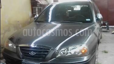 Hyundai Elantra GL 1.6L Aut usado (2011) color Gris Oscuro precio u$s3.500