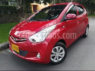 Foto venta Carro Usado Hyundai EON 0.8  (2017) color Rojo