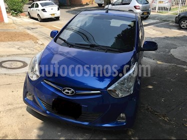 Hyundai EON 0.8  usado (2015) color Azul precio $20.000.000