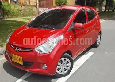 Hyundai EON 0.8 Limited usado (2017) color Rojo precio $23.900.000