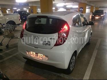 Hyundai Eon GLS usado (2017) color Blanco precio $4.300.000