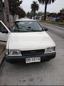 Hyundai Excel 1.3 GL usado (1990) color Blanco precio $900.000