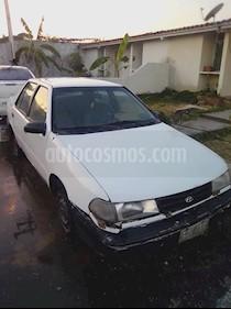 Foto venta carro usado Hyundai Excel L (S-A) L4 1.3 8V (1997) color Blanco precio u$s280
