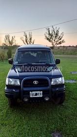 Foto venta Auto usado Hyundai Galloper 2.5 EXD Larga (2001) color Azul precio $280.000