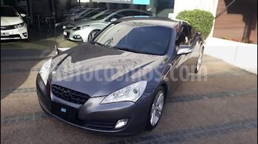 Foto venta Auto usado Hyundai Genesis Coupe 2.0 T (275Cv) (2011) color Gris Oscuro precio $340.000