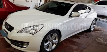 Hyundai Genesis Coupe 3.8L Full Premium usado (2011) color Blanco precio $1.400.000