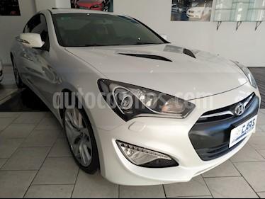 Hyundai Genesis Coupe 3.8 usado (2013) color Blanco precio $24.500