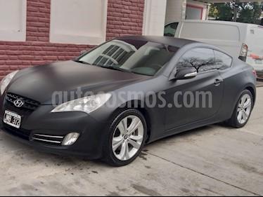 Hyundai Genesis Coupe 2.0 T usado (2010) color Gris precio u$s10.000