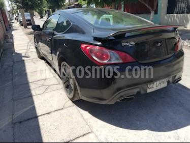 Hyundai Genesis Coupe 2.0T usado (2011) color Negro precio $4.400.000