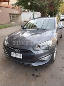 Hyundai Genesis 3.8 Aut usado (2014) color Gris precio $12.000.000
