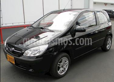 Hyundai Getz 3 Puertas 1.4 GL Mec usado (2008) color Negro precio $7.000.000