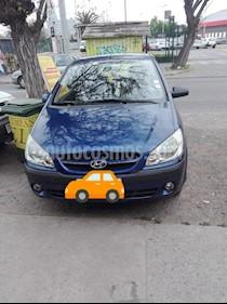 foto Hyundai GETZ 3P 1.4L usado (2006) color Azul precio $2.250.000