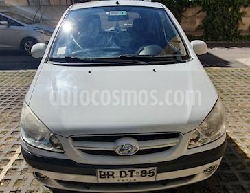 Hyundai GETZ 3P 1.4L usado (2008) color Blanco precio $2.800.000