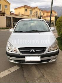 Hyundai GETZ 3P 1.4L usado (2009) color Gris precio $2.500.000