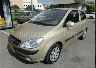 Foto venta Carro usado Hyundai Getz 3P 1.6L (2011) color Bronce precio $15.500.000