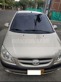 Foto venta Carro usado Hyundai Getz 5 Puertas 1.6 GL Aut (2008) color Blanco precio $16.300.000