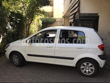 Hyundai GETZ 5P 1.4L usado (2011) color Blanco precio $3.500.000