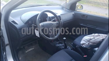 Hyundai GETZ 5P 1.6L Aa usado (2011) color Gris Plata  precio $3.300.000