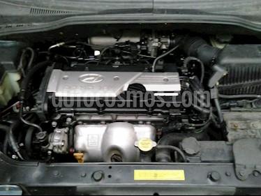 Foto venta carro Usado Hyundai Getz GLS 1.6L Aut (2008) color Azul precio u$s2.000