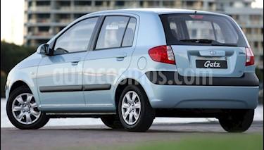 Hyundai Getz GLS AUTOMATICO usado (2018) color Blanco precio u$s18.000