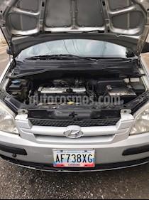 Hyundai Getz GLS 1.6L Aut usado (2008) color Plata precio u$s3.100