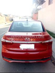 Hyundai Grand i10 Sedan 1.2L GLS Full usado (2018) color Rojo Pasion precio $6.800.000