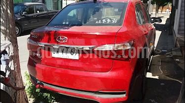Foto venta Auto usado Hyundai Grand i10 Sedan 1.2L GLS (2018) color Rojo precio $7.500.000