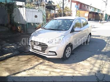 Foto venta Auto usado Hyundai Grand i10 Sedan 1.2L GLS (2019) color Gris precio $6.000.000