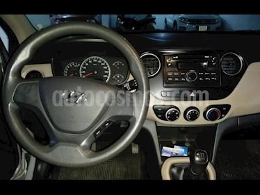 Foto venta Auto usado Hyundai Grand i10 1.0L GLS Full (2014) color Gris precio u$s8,500