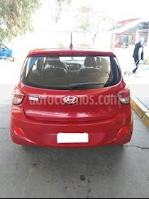 Hyundai Grand i10 1.2 GLS  usado (2017) color Rojo precio $5.700.000