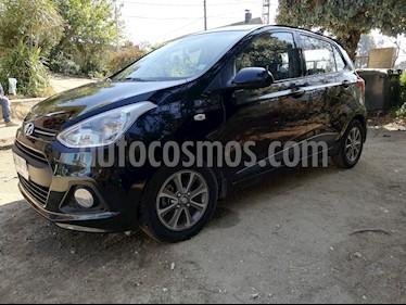 Foto venta Auto usado Hyundai Grand i10 1.2L GLS Aut (2015) color Negro precio $5.600.000
