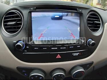 Hyundai Grand i10 1.2L GLS usado (2017) color Gris Oscuro precio $5.800.000