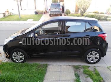 Hyundai Grand i10 1.2L GLS usado (2016) color Negro precio $5.500.000