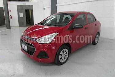 Foto venta Auto usado Hyundai Grand i10 4p GL L4/1.2 Man (2015) color Rojo precio $119,000