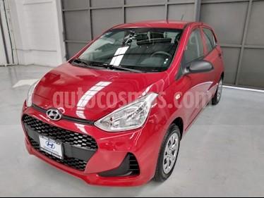 Foto Hyundai Grand i10 5p GL L4/1.2 Man usado (2018) color Rojo precio $155,000