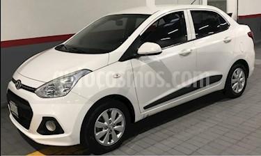Foto venta Auto usado Hyundai Grand i10 5p GLS L4/1.2 Aut (2017) color Blanco precio $164,000