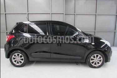 Foto venta Auto usado Hyundai Grand i10 5p GLS L4/1.2 Man (2015) color Negro precio $119,900