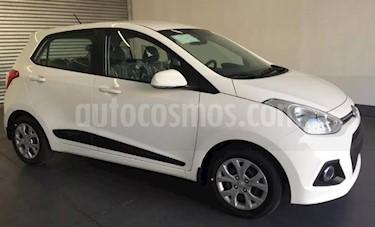 Foto venta Auto usado Hyundai Grand i10 5P (2019) color Gris precio $554.000