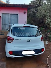Hyundai Grand i10 1.2 GLS  usado (2018) color Blanco precio $5.500.000