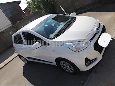 Hyundai Grand i10 1.2L GLS usado (2018) color Blanco precio $5.300.000