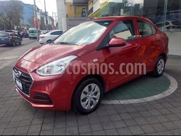Foto venta Auto usado Hyundai Grand i10 GL Aut (2018) color Rojo precio $189,000